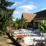 Gite de La Métairie - Votre mariage en Sarthe - La terrasse